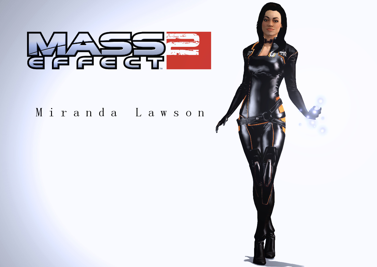 Mass effect miranda nackt exposed movies
