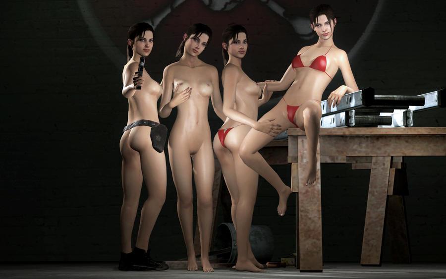Zoey Naked Skin 118
