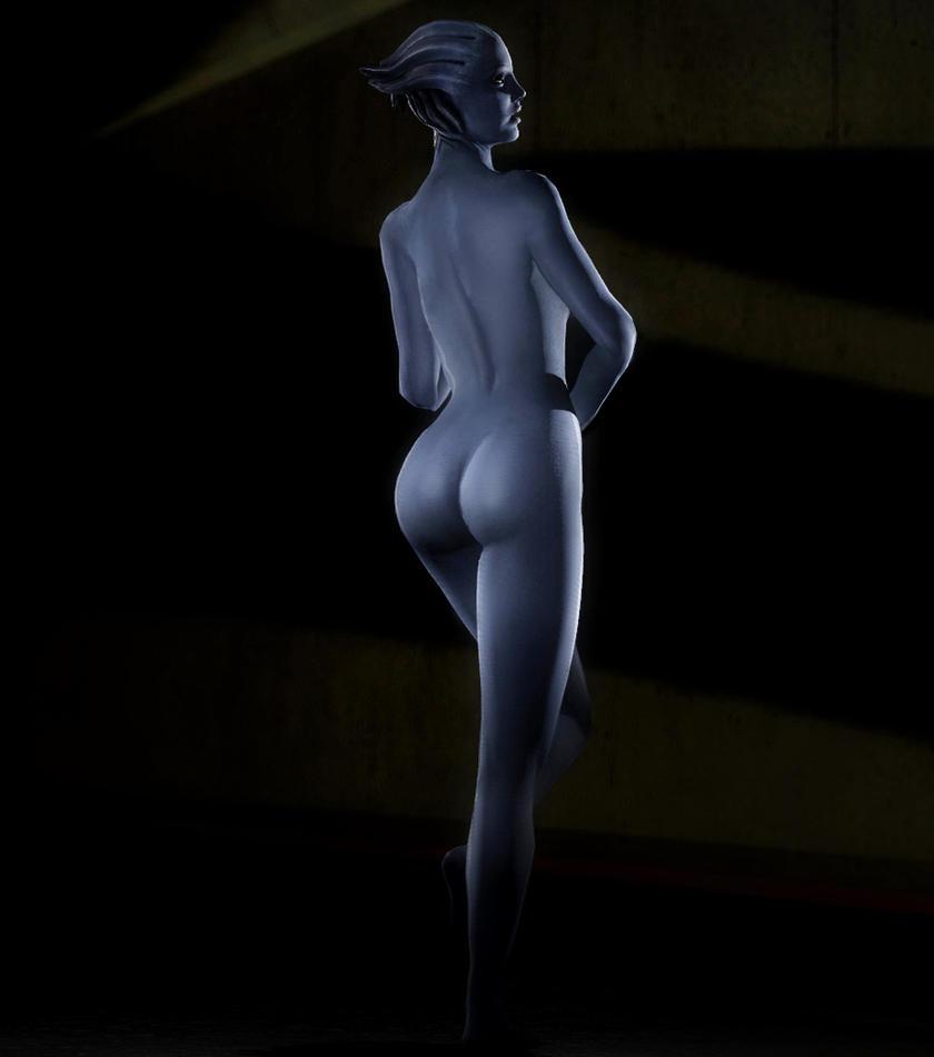 Sexy Uni Babe Naked