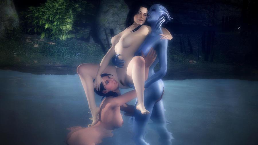 Hot naked farmer girl