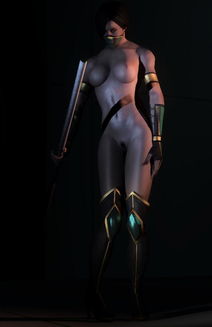 Nude black woman sugar mumie