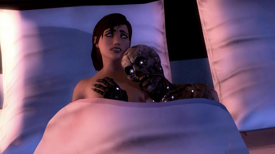 Mass Effect - Rejected Romances by Rastifan