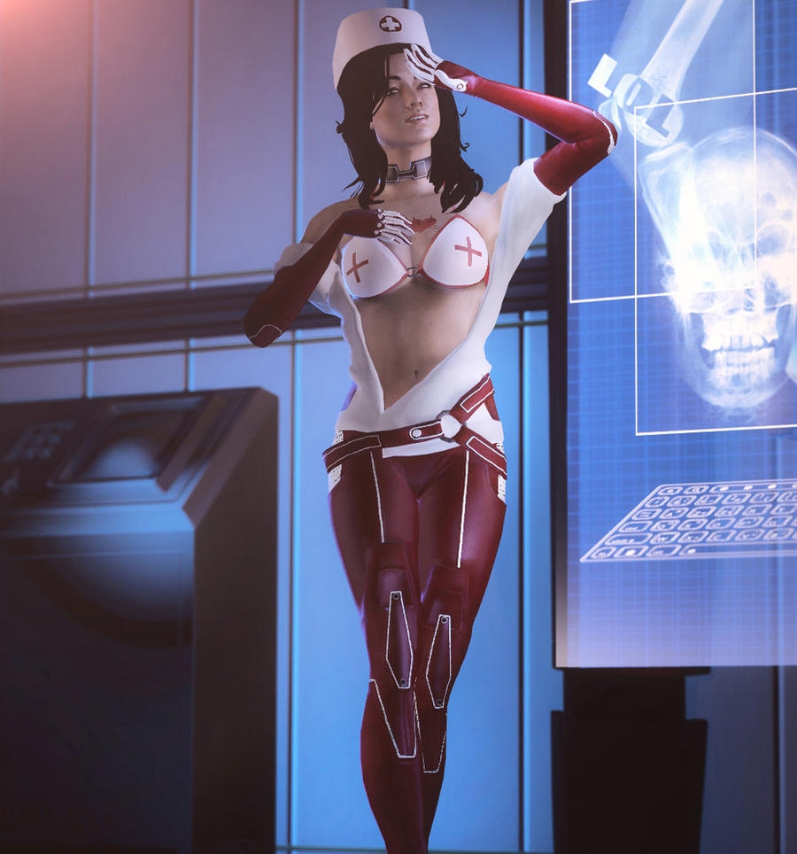 Nurse Miranda by Rastifan
