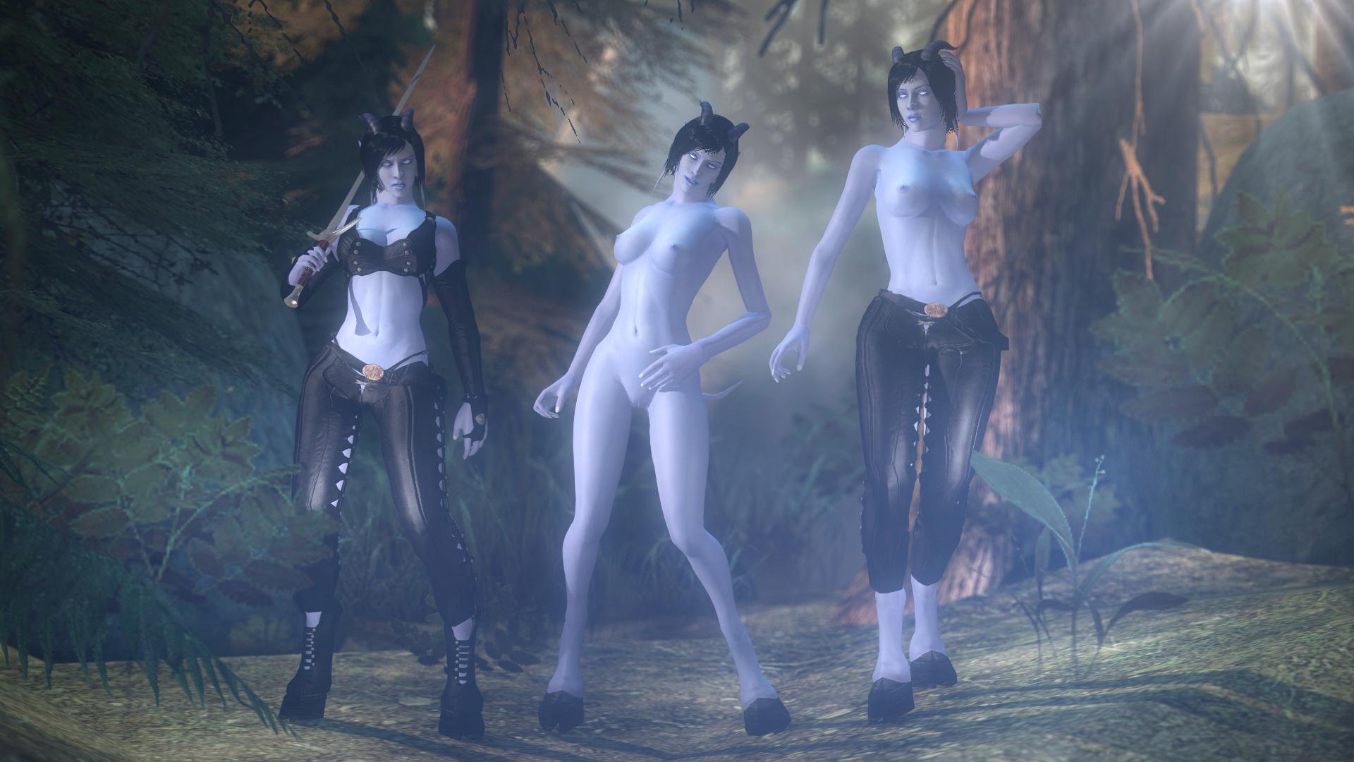 Deus ex nude mod nude gallery