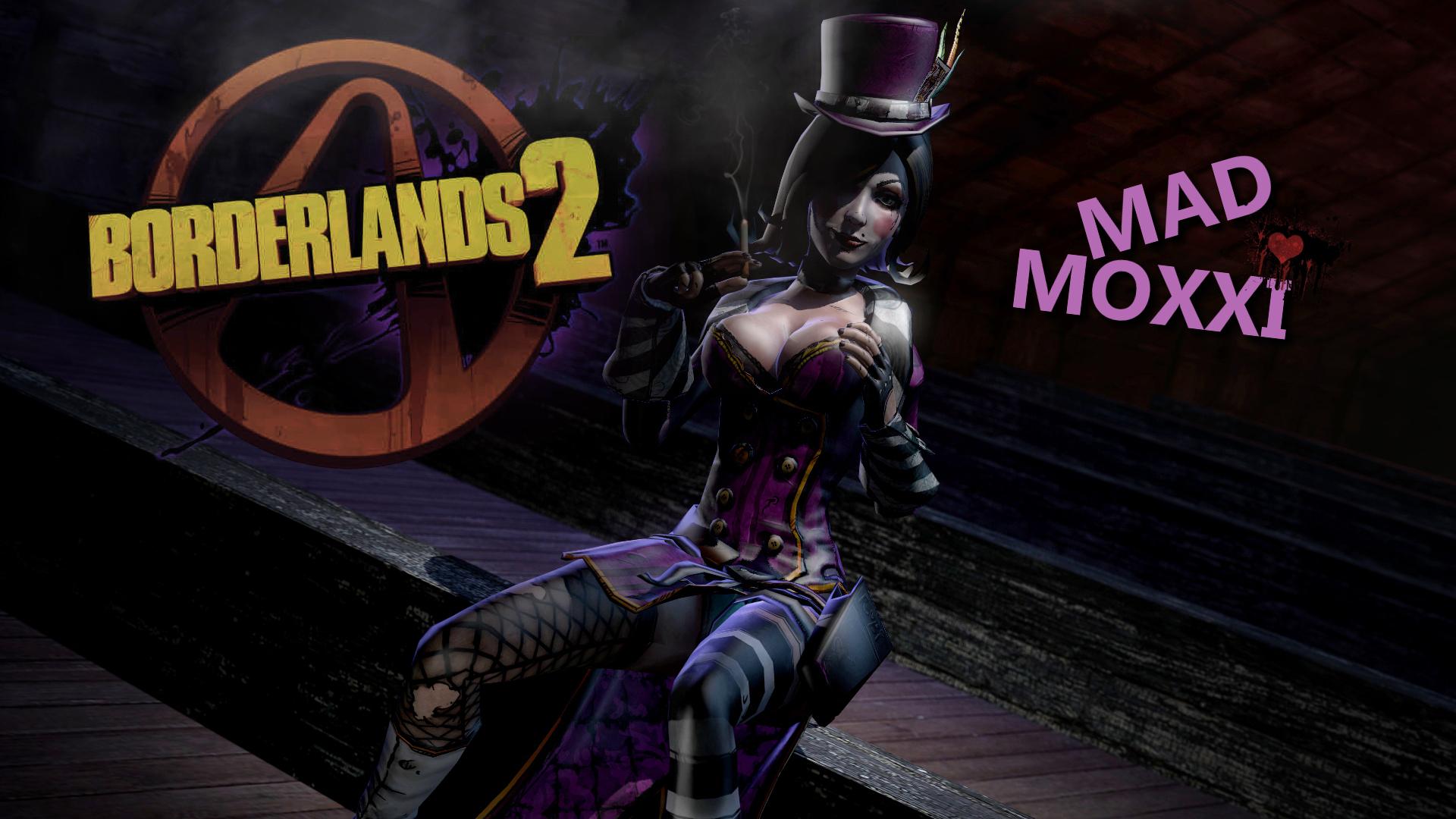 BORDERLANDS 2 - MAD MOXXI Cosplayer: MonoAbel
