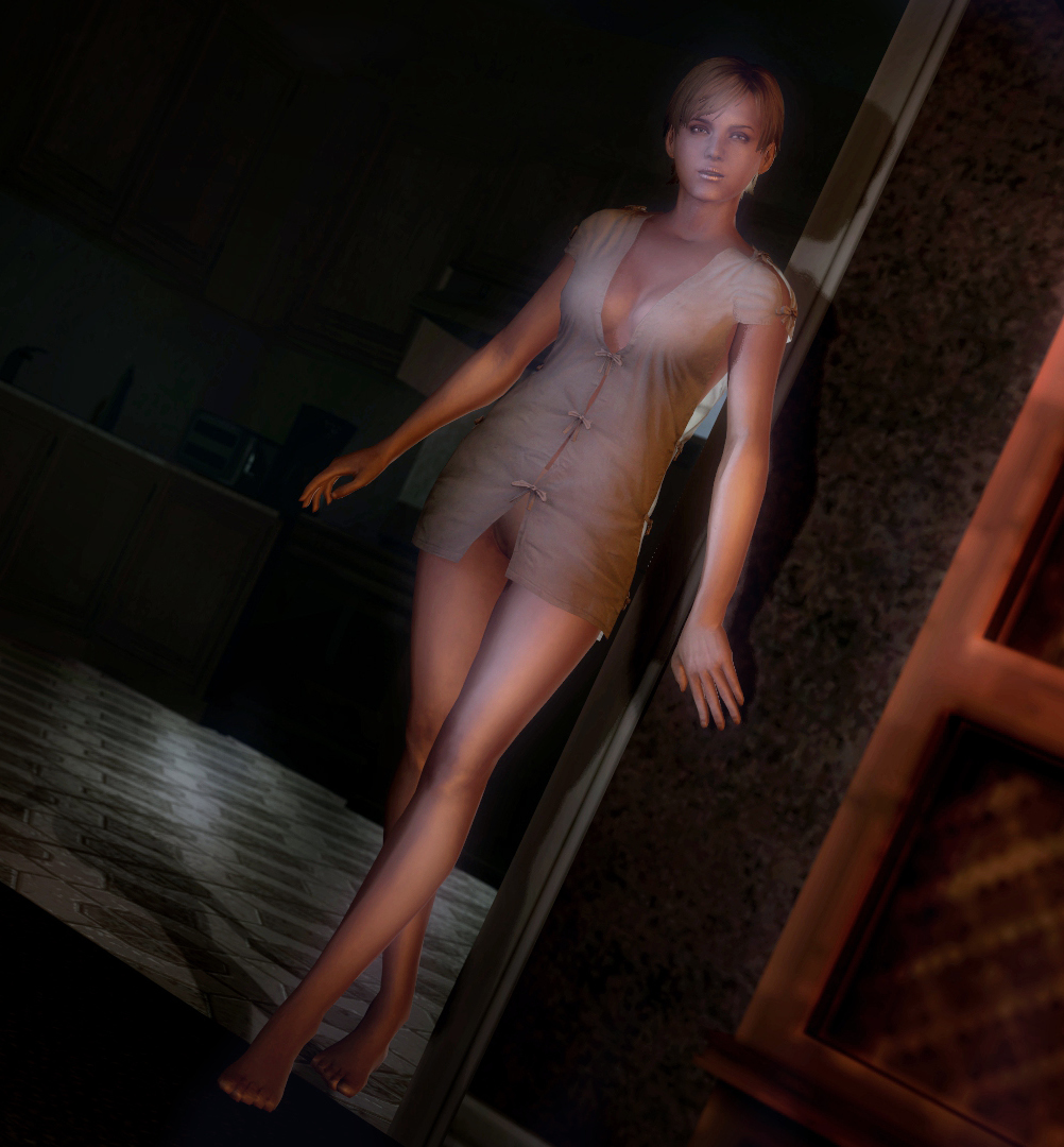 Nude pic of girls from resident evil  sexy clip