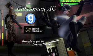 Deus's Catwoman AC Release For GMod And SFM by Rastifan