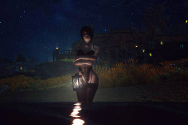 Skyrim - Date With A Water Nymph