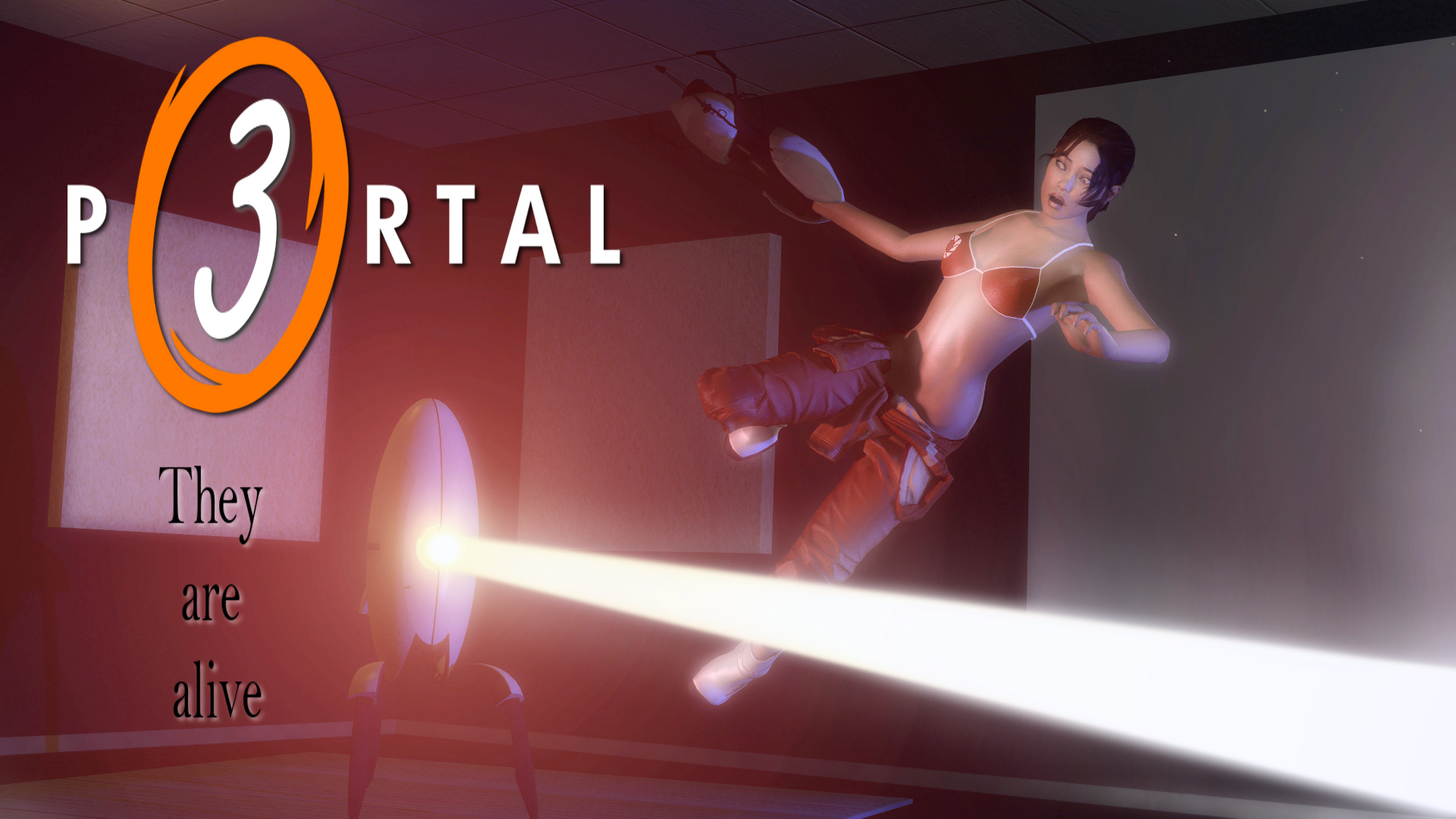 Portal 3 by rastifan on deviantart for 3 portals