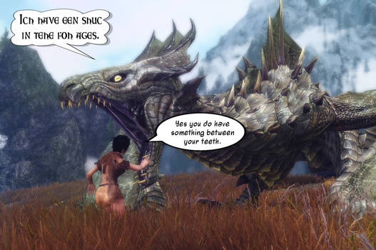 Skyrim - Dragon Dental