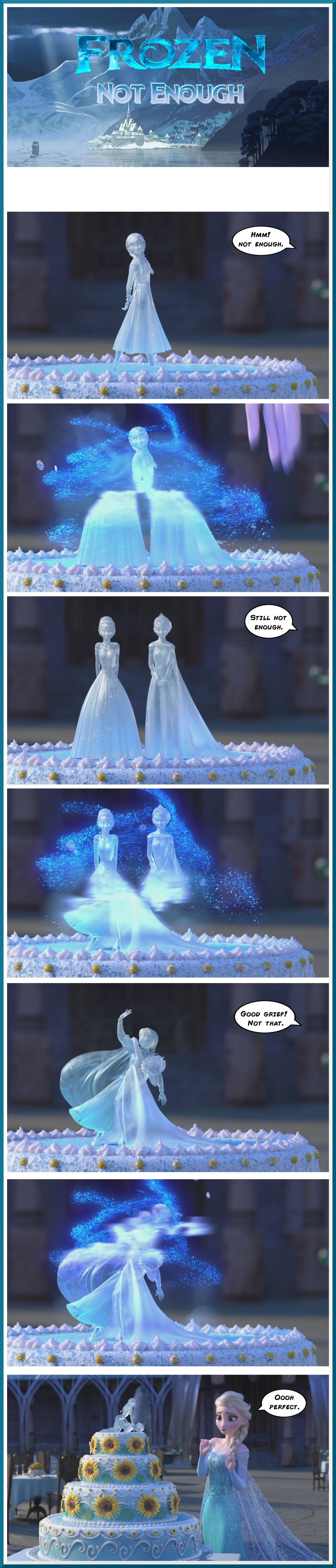 Disney frozen rule 34 fucks scene