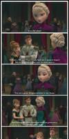 Frozen - Marriage