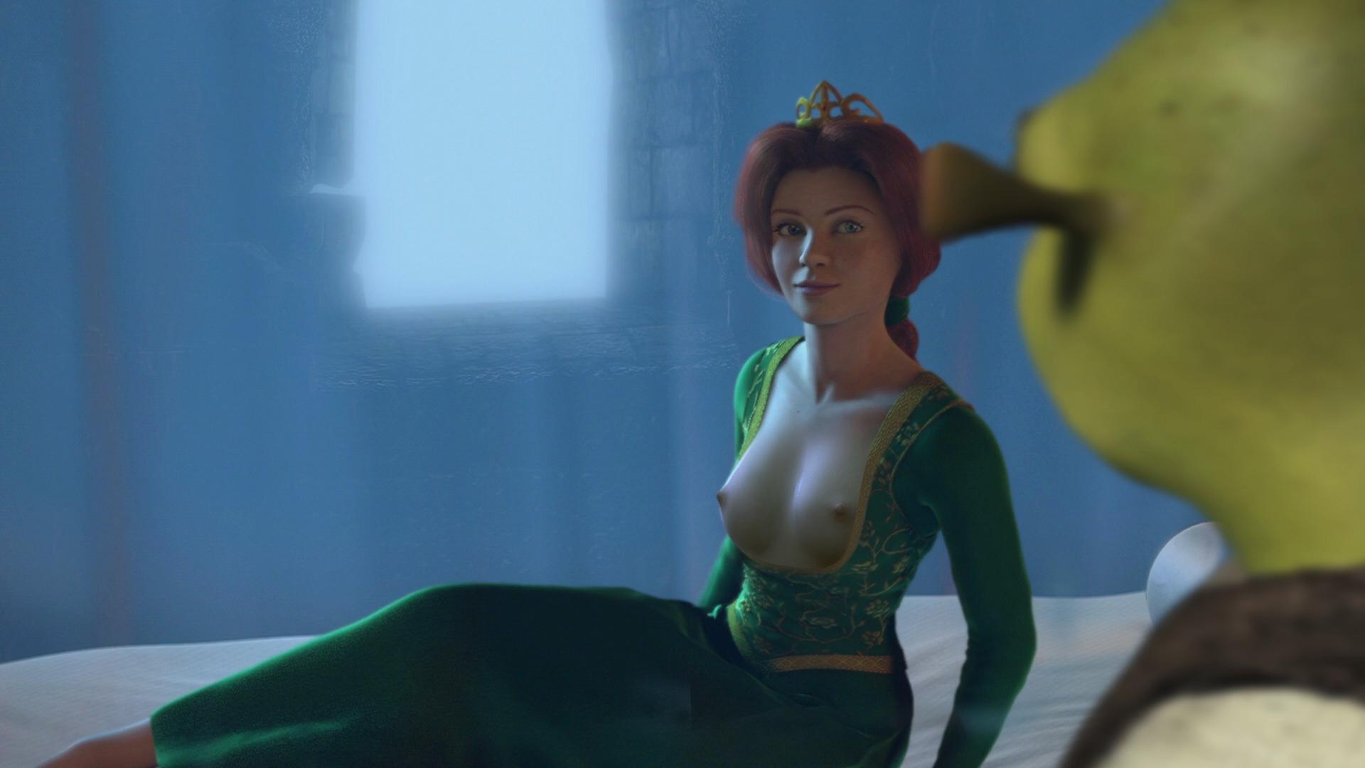 Shrek fiona nudr sexy gallery
