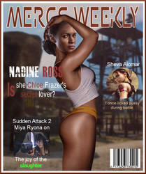 Mercs Weekly - Nadine Ross Edition by Rastifan
