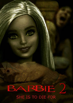 Barbie 2 - Horror Has A New Face