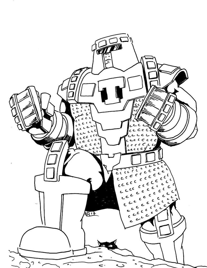 Titan by NB-Mandalore