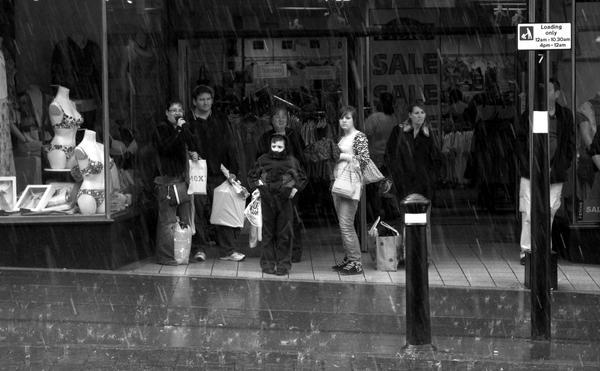 Rain. by superphilman