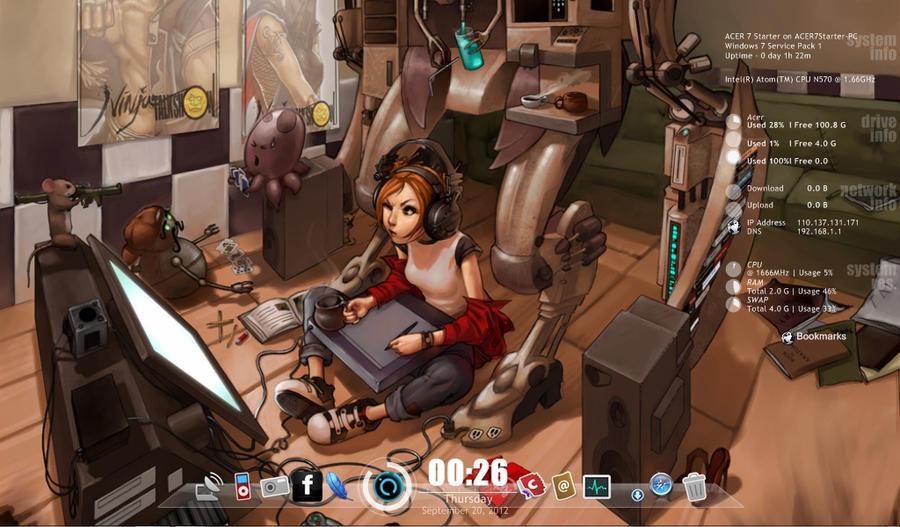 choose desktop by ndutblogger
