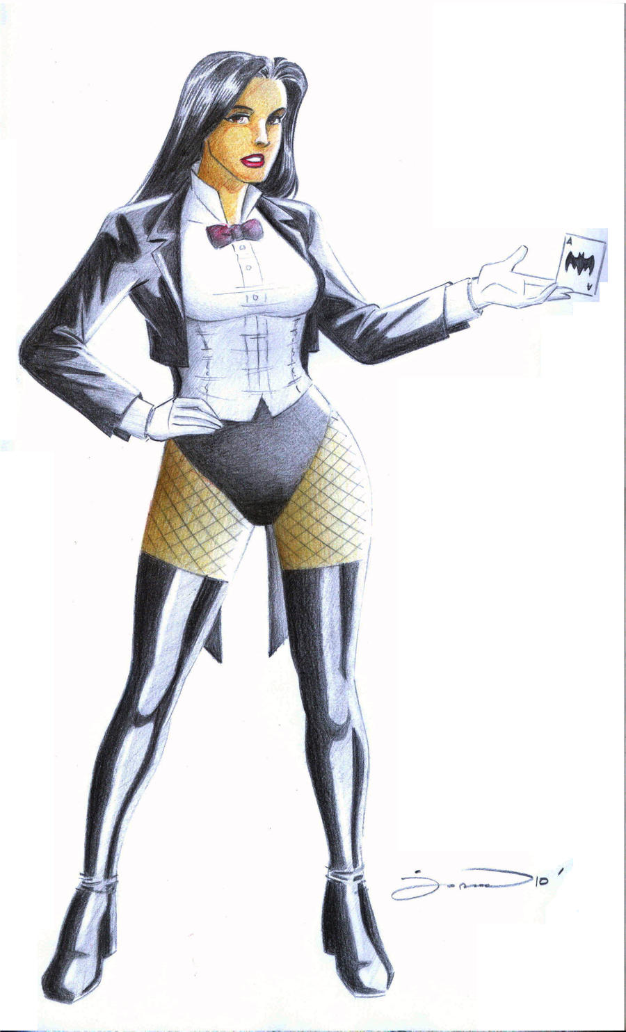 Zatanna 2 by wardogs101