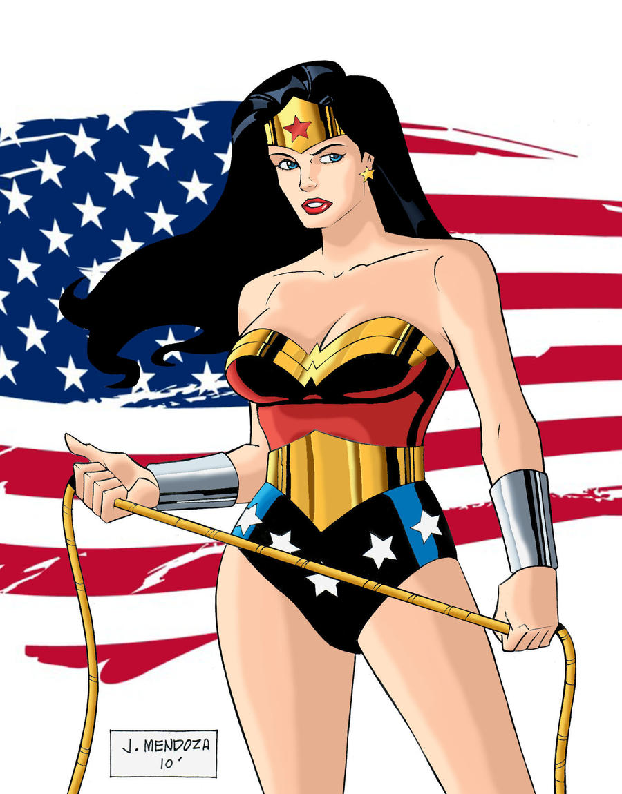 Wonder Woman by wardogs101