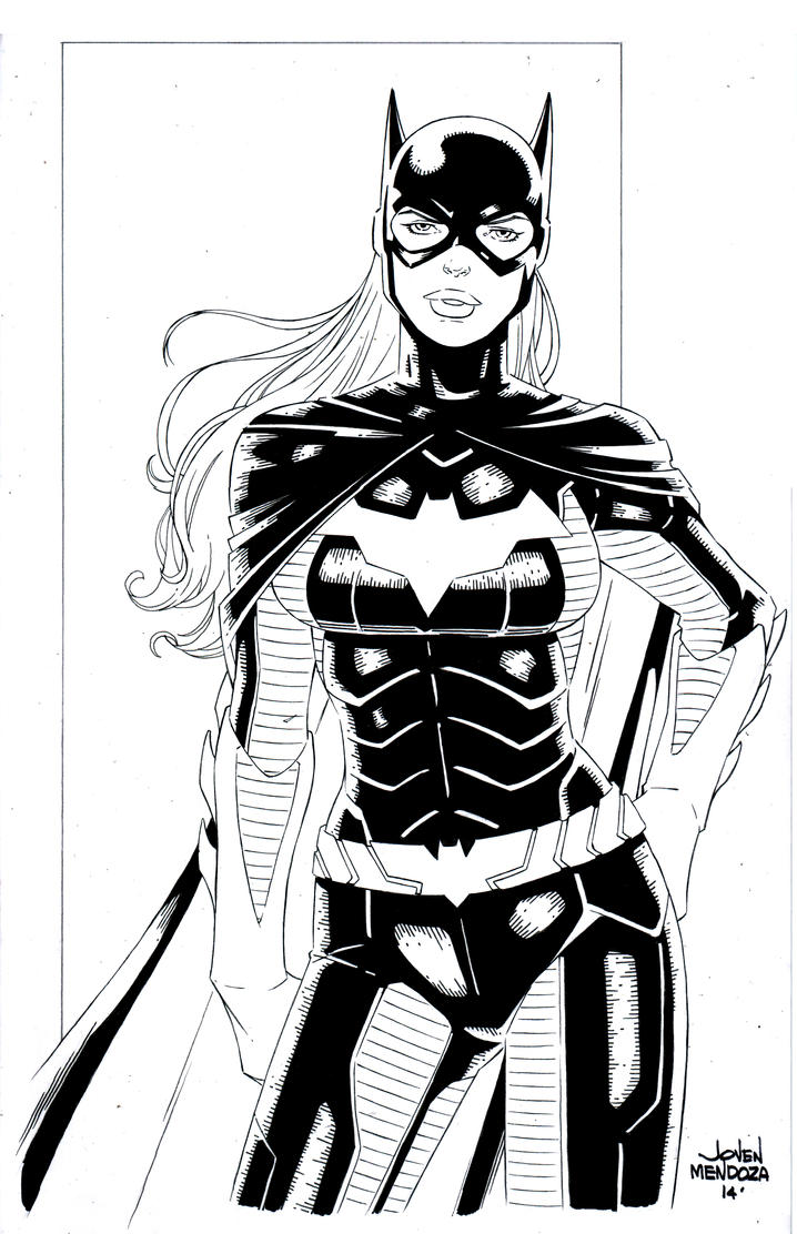 Batgirl by wardogs101