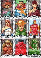 2014 Marvel Premier base set 1 by wardogs101
