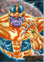 Thanos by wardogs101