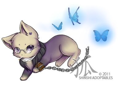 chibiwolf1005 : Soubi by ShinshiAdoptables