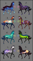 PRICE REDUCED Nebula/Space Adopts [4/8 available!]