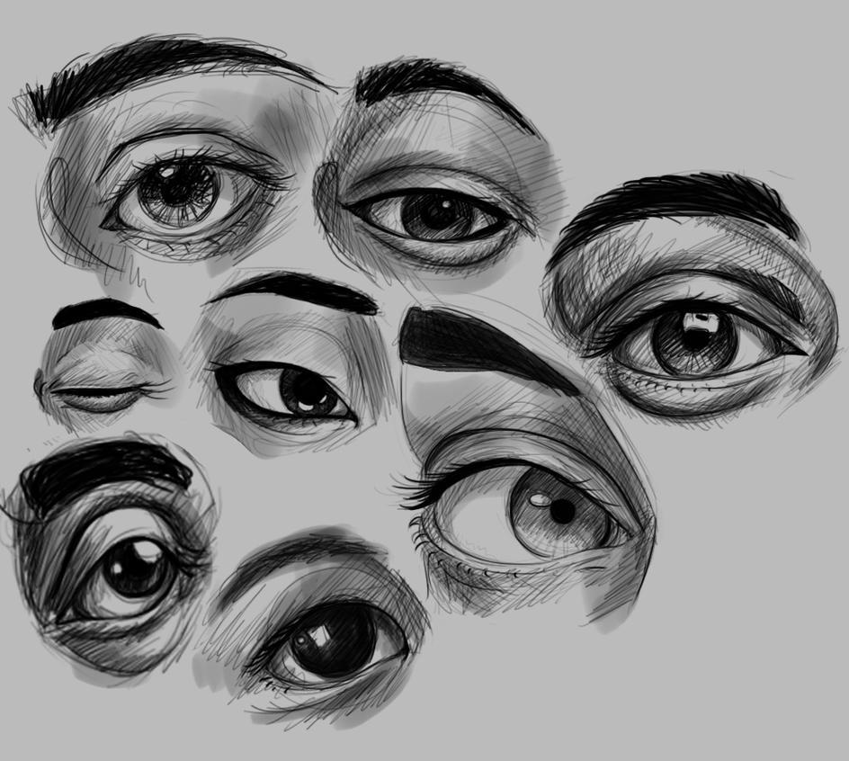 Eye studies by NtyS