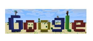 Minecraft  Google by Purpulear