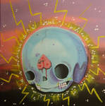 Skully remade in acrylic.