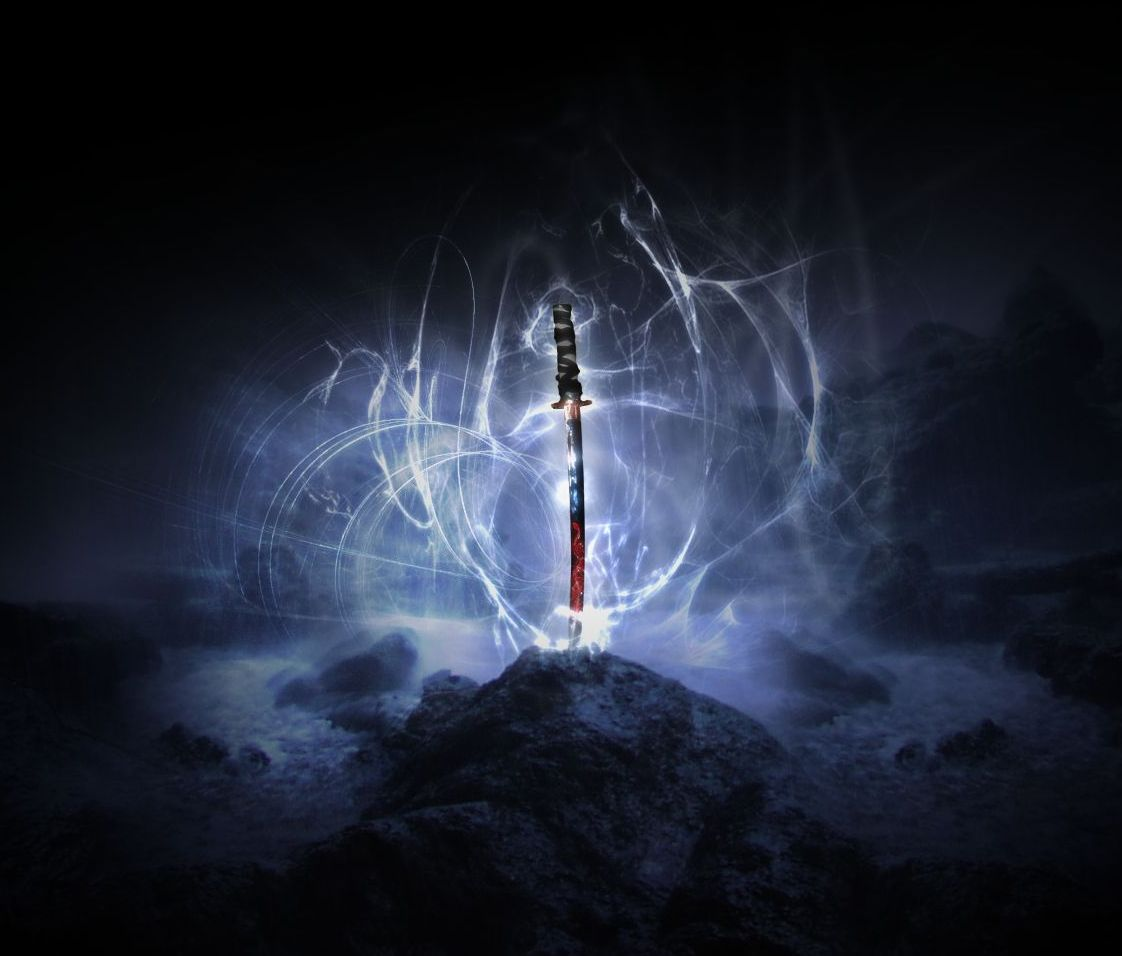 Sword In The Stone By Darkshadowmagus On Deviantart