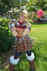 Astrid from HTTYD2