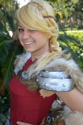 Astrid the Viking Girl
