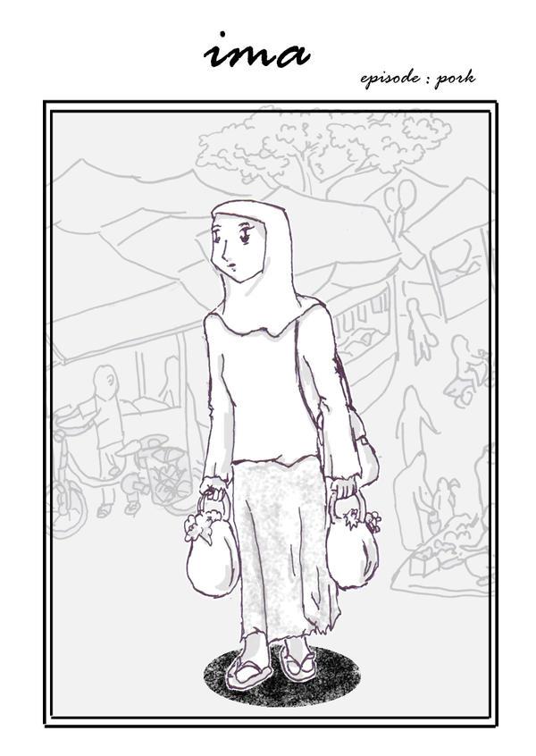 Muslim Manga Month 2 - Cover