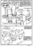 Muslim Manga Month 2 - Page1