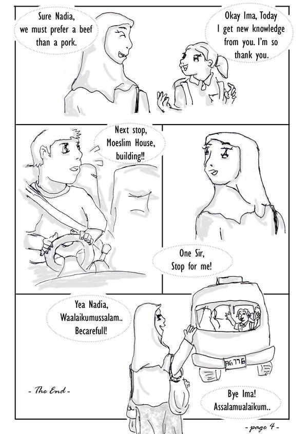 Muslim Manga Month 2 - Page4