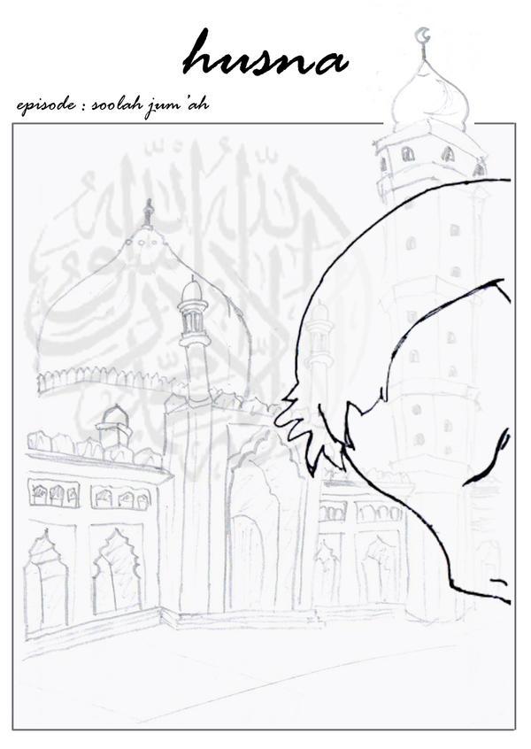 Muslim Manga Month 3 - Cover