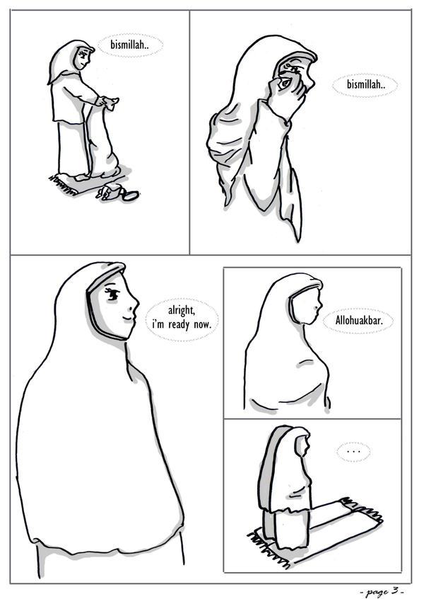 Muslim Manga Month 4 - Page3