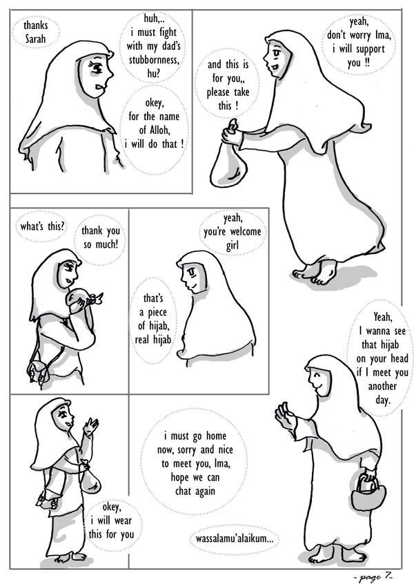 Muslim Manga Month 4 - Page7