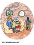 Rabbit's family