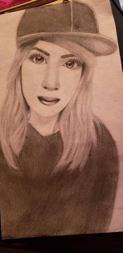 Self Portrait  by Oechslein