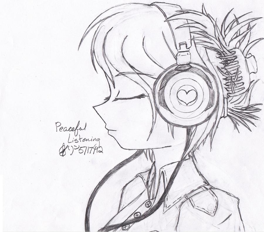 Rin - Peaceful Listening by NobodysWanderingSoul