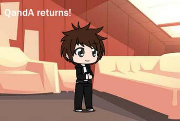 QandA returns !