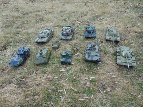 NATO armour collection Spring 2019