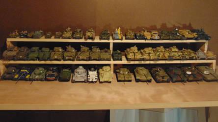 Model Tank Battalion Summer 2019