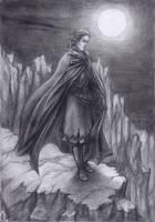 Sauron Annatar by edarlein
