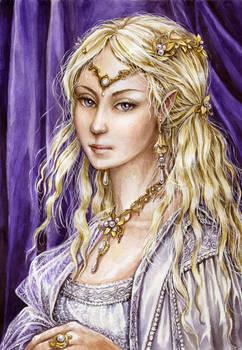 Galadriel, the Lady of Lorien