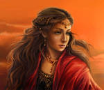 Morwen Eledhwen by edarlein